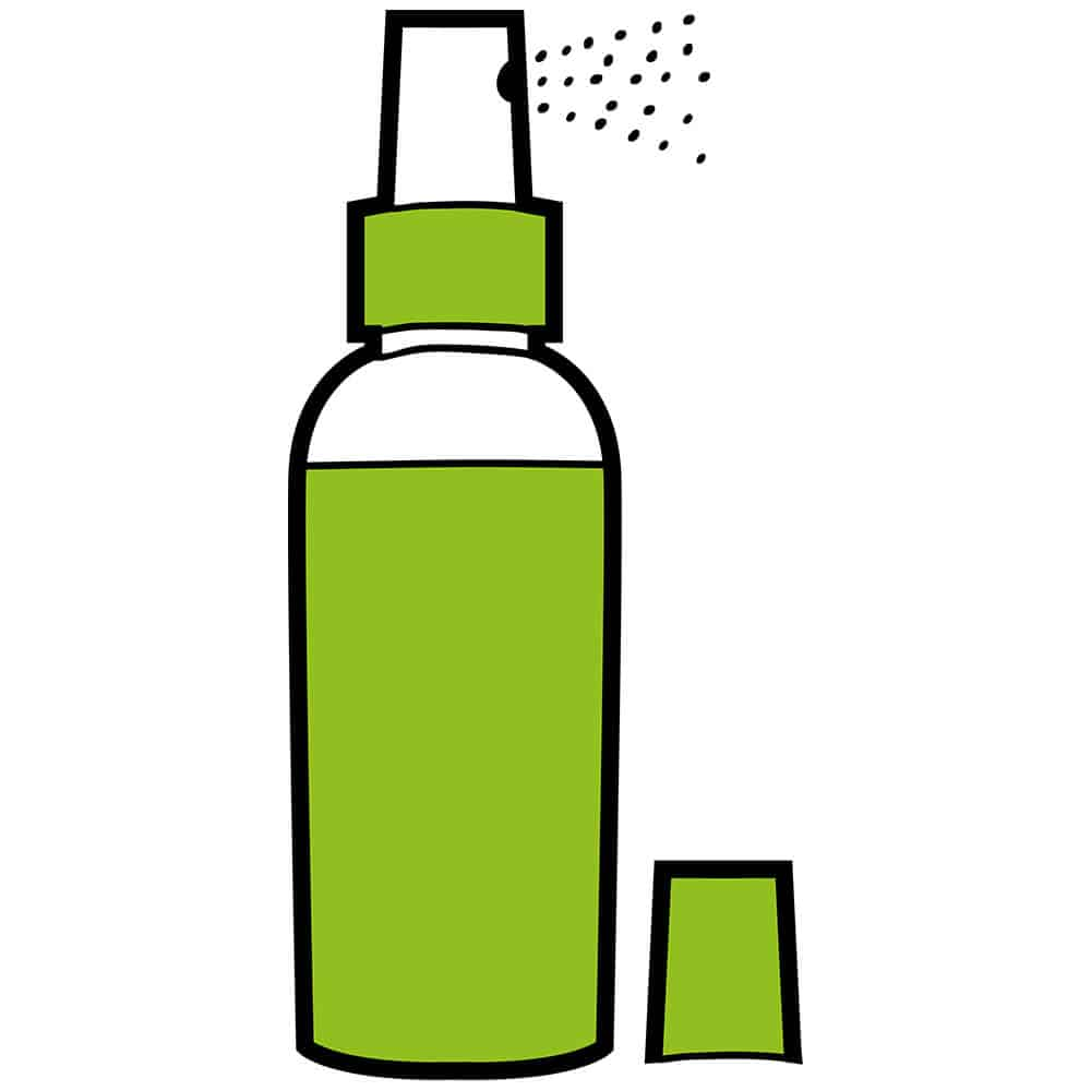 Dog Spray and Hygiene Products