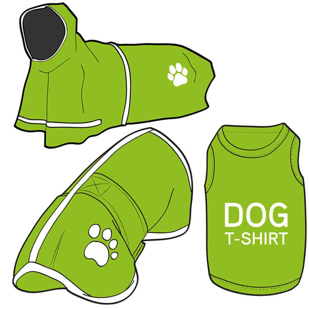 Dog Coats and Clothing